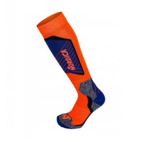 skarpety narciarskie nordica tech junior 2019 blue-orange