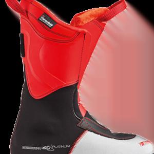 buty narciarskie hawx ultra 130 S 2019 white liner