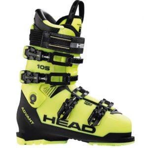 buty narciarskie head advant edge 105 2019 yellow