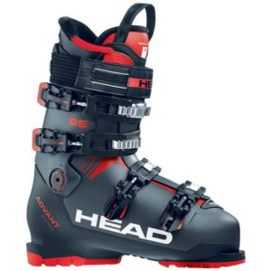 buty narciarskie head advant edge 95 2019 black red