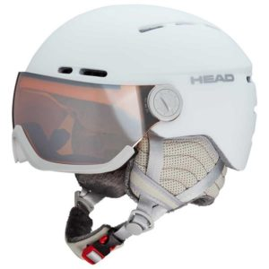 kask narciarski head queen 2019 white