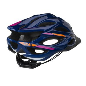 kask rowerowy kellys dynamic 019 deep blue bck