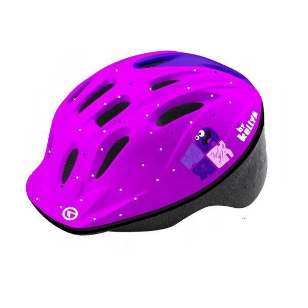 kask rowerowy kellys mark 018 violet purple a