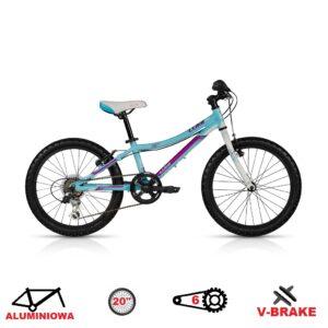 rower kellys lumi 30 20 light blue ski4you