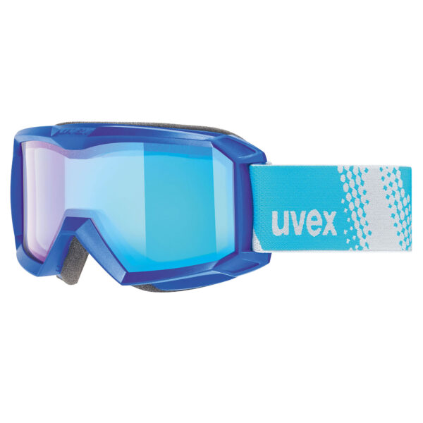 gogle narciarskie dziecięce uvex flizz 2020 blue