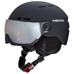 kask narciarski head knight 2020 black