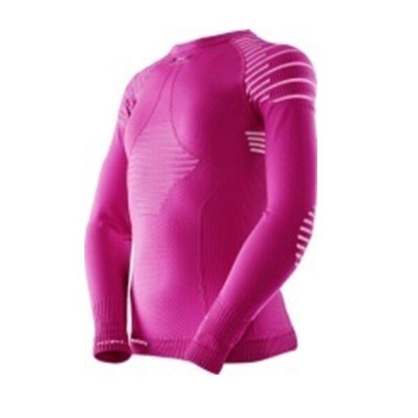 koszulka dziecięca X-bionic invent junior pink