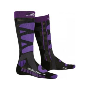 skarpety x-socks ski control 40 2020 woman purple