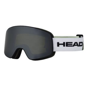 gogle narciarskie head horizon race sparelens 2019 white-lime
