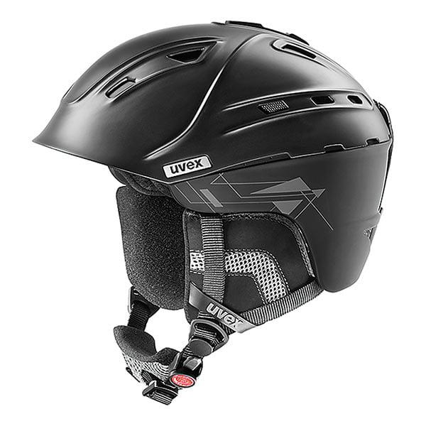 kask narciarski uvex p2us 2020 black