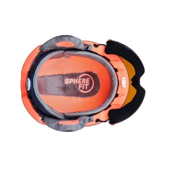 kask narciarskie head rachel blue salmon 2020 flip