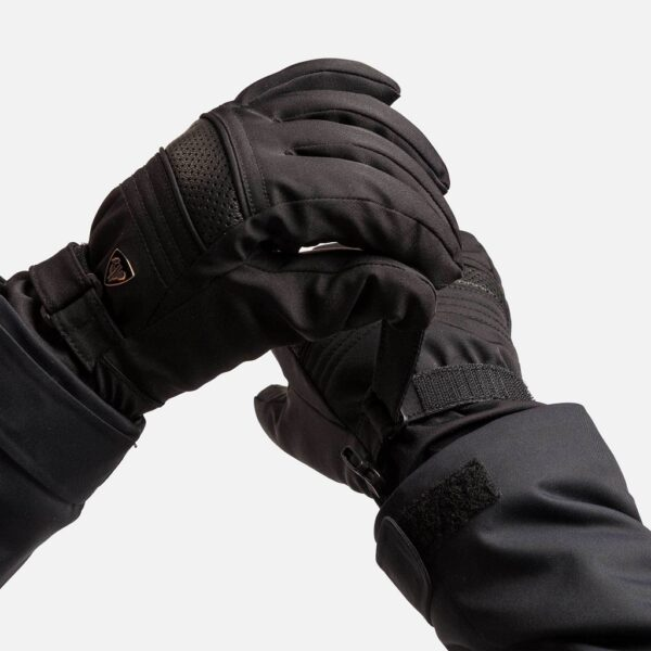 rękawice narciarskie rossignol w intense gtx 2020 black fists