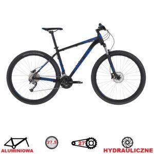 rower kellys spider 50 black blue 2020 kola 275