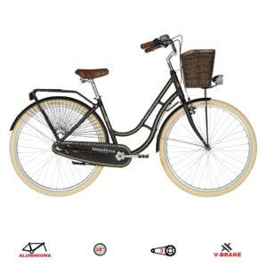 rower miejski kellys arwen dutch 2020 black