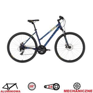 rower kellys clea 70 dark blue 2020 koła 28
