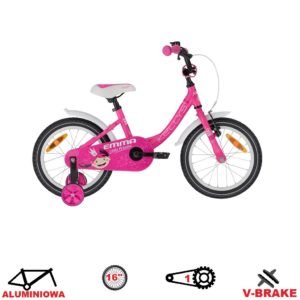 rower kellys emma pink 2020