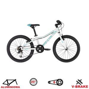 rower kellys lumi 30 white 2020 koła 20