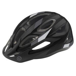 kask rowerowy kellys jester black grey 2020