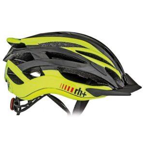 kask rowerowy RH+ 2 in 1 yellow