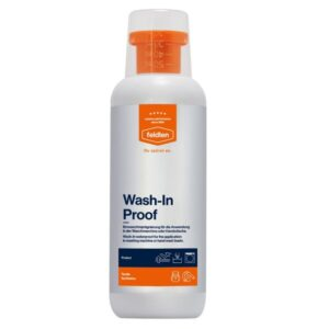 wash in 500ml