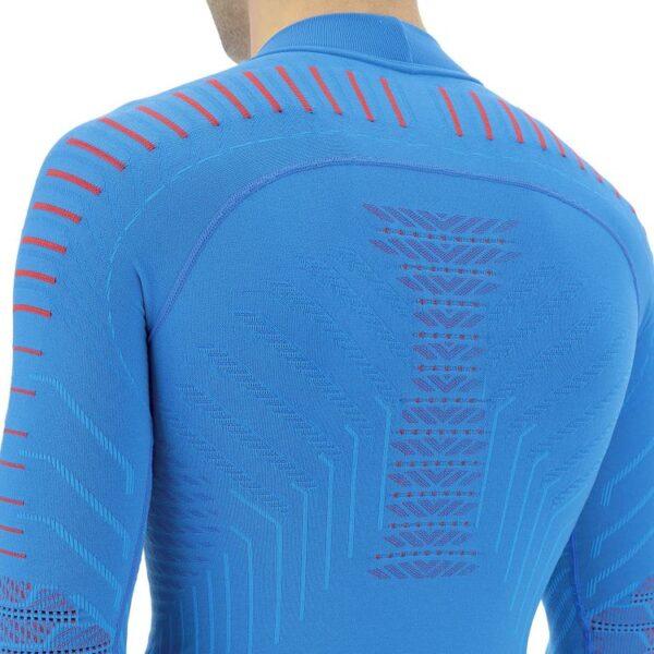 Koszulka narciarska Uyn Resilyon blue