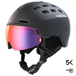 kask narciarski head radar pola